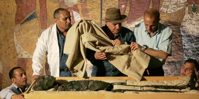 Tutankamon curiosidades