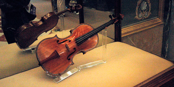 El Secreto De Los Violines Stradivarius