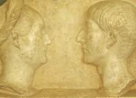 Besos en la Antigua Roma
