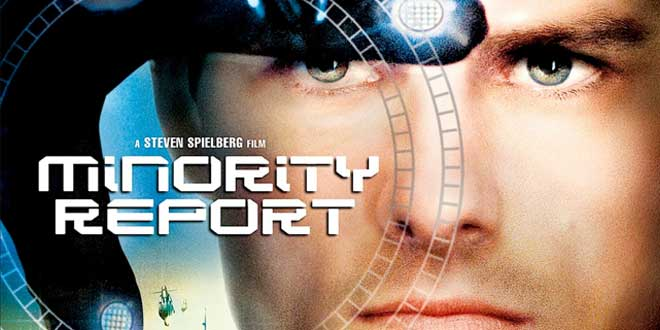 Blue Ray Minority Report