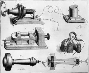 Alexander Graham Bell, invento