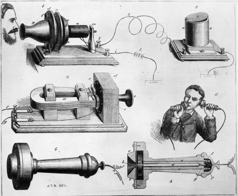 inventos graham bell