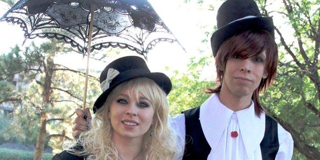Gothic Lolita tribus urbanas