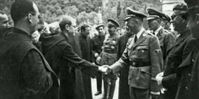 Nazis Grial Montserrat