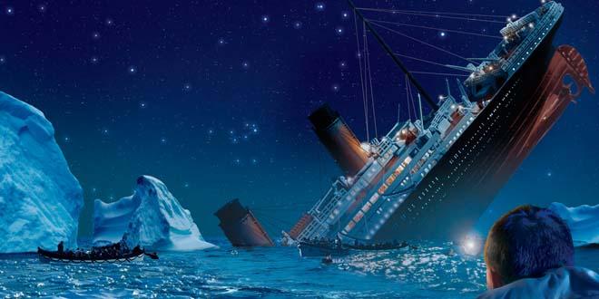 Hundimiento Titanic curiosidades