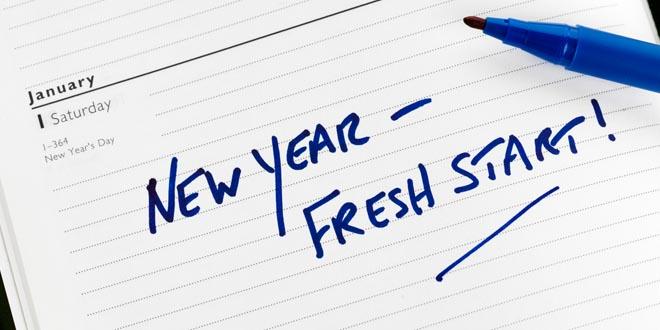 Lista de propositos año nuevo