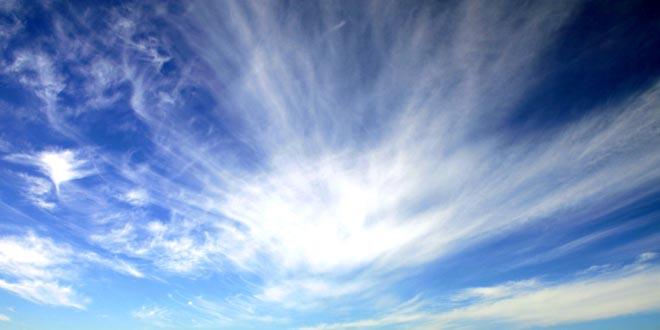 Por que cielo azul