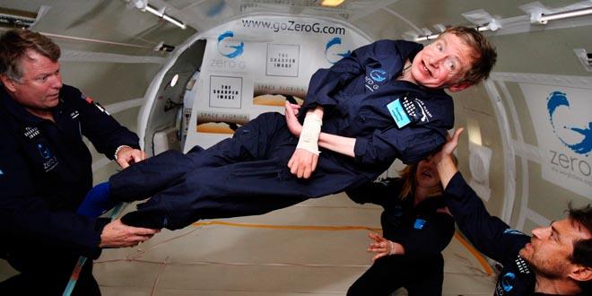 Stephen Hawking Vida académica