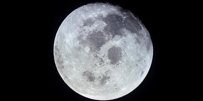 luna sorprendente