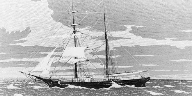 mary celeste barco fantasma