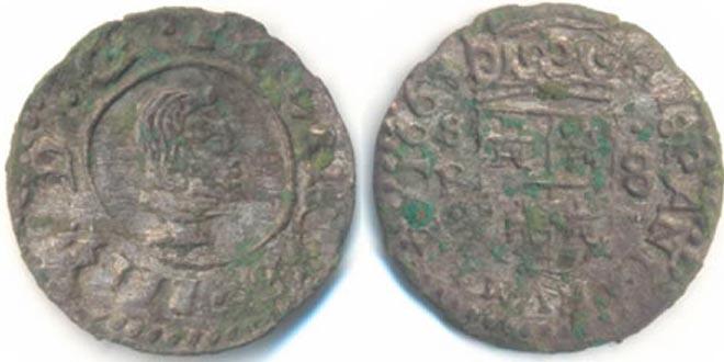 monedas infalsificables newton