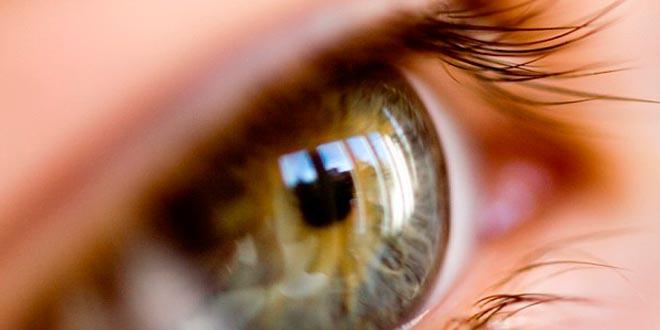 punto ciego de la vista