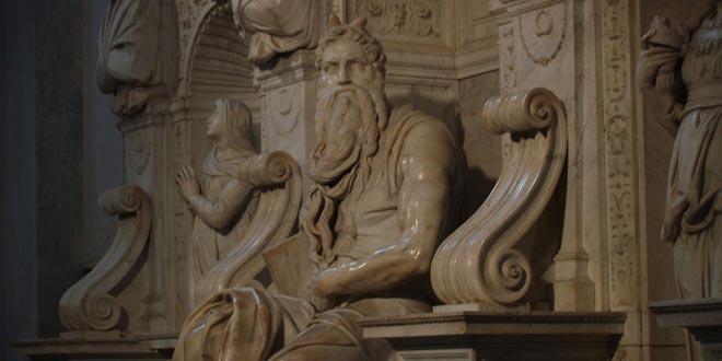 El Moisés de Miguel Ángel