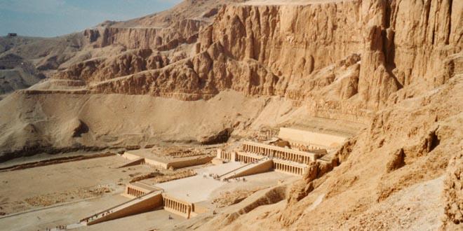 Hatshepsut templo