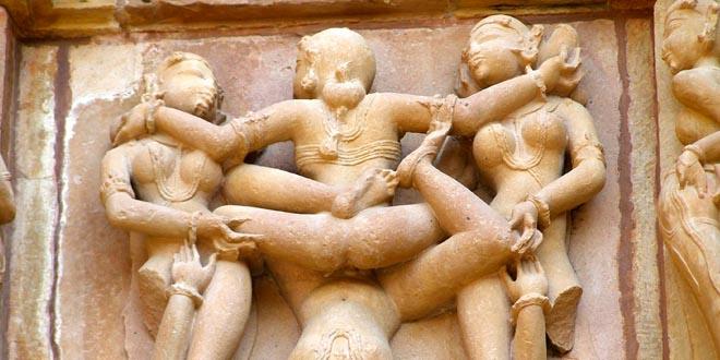 Khajuraho templo