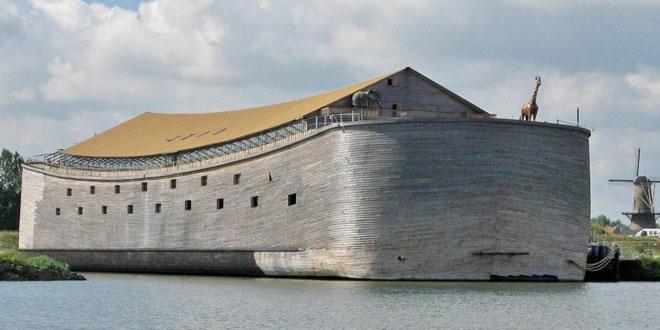 La historia del Arca de Noé, ¿podría haber ocurrido?