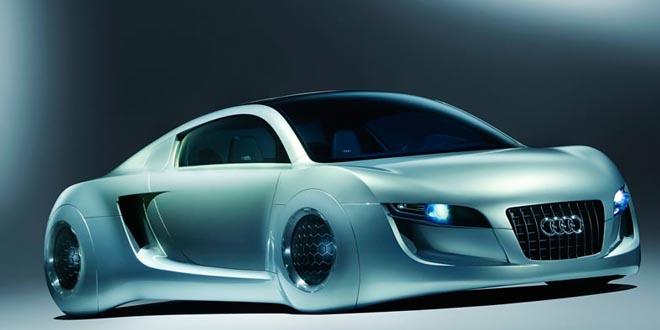 coche volador futuro