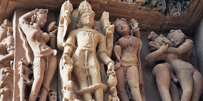 templo erotico india