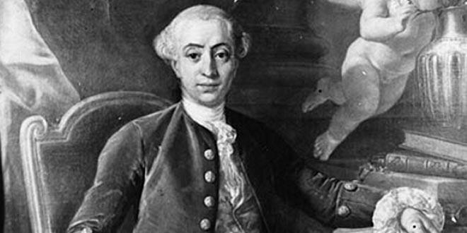 Giacomo Casanova curiosidades