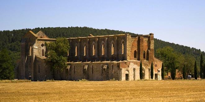 La Abadía de San Galgano