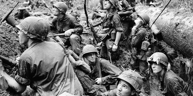 Origen guerra de vietnam
