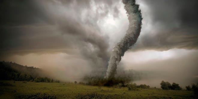 Tornado cambio climatico