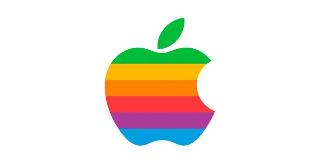 logo apple rob janoff