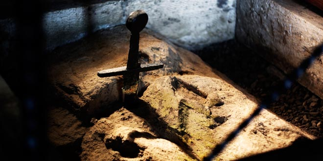 espada de San Galgano