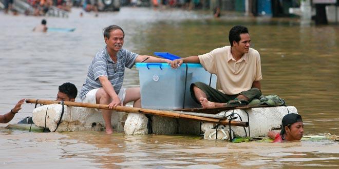 inundaciones cambio climatico