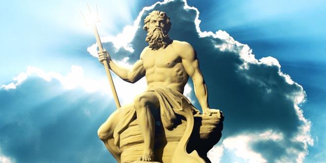 dios poseidon