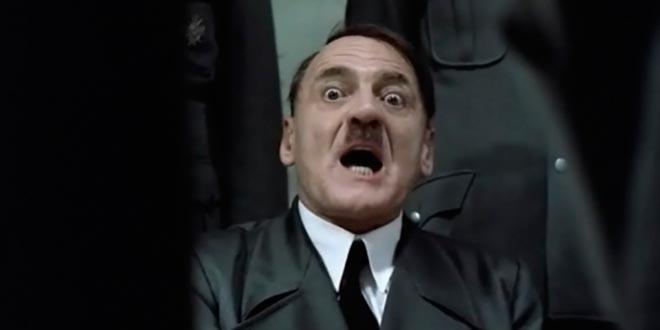 Hitler un testiculo
