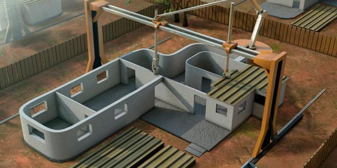 casas impresoras 3d