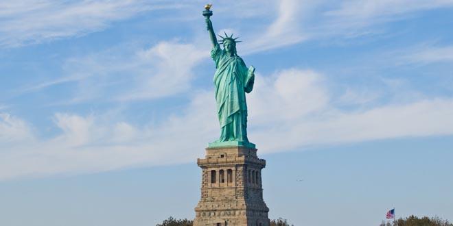 estatua de la libertad historia