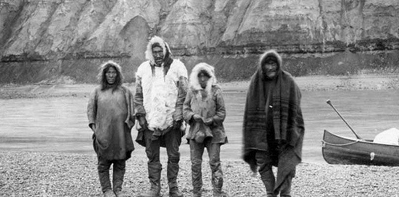 Inuit desaparecidos pueblo