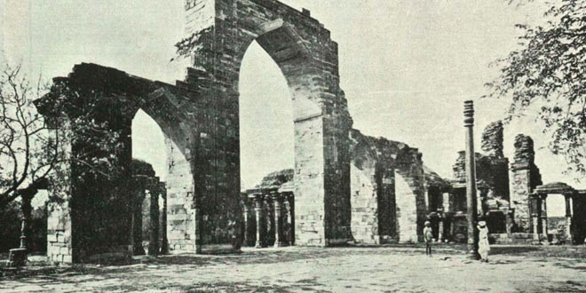 columna de hierro inoxidable india