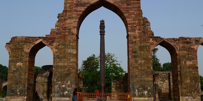 iron pillar india oxido