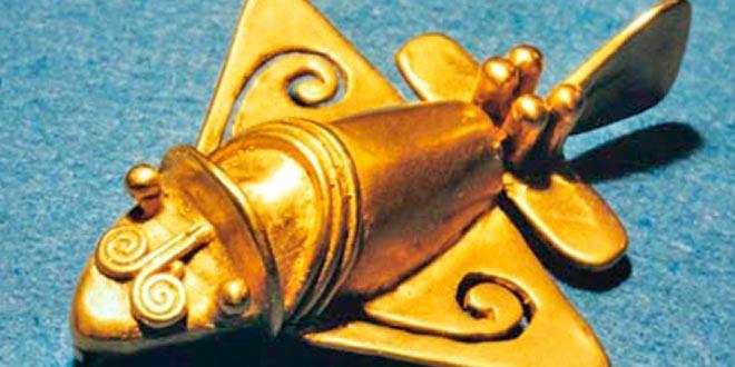 ooparts Artefactos quimbaya
