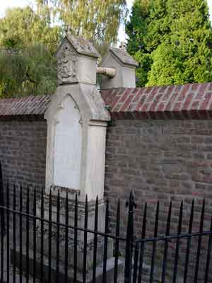 historia de amor cementerio