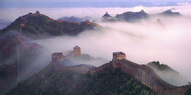 la gran muralla china misterios y mitos