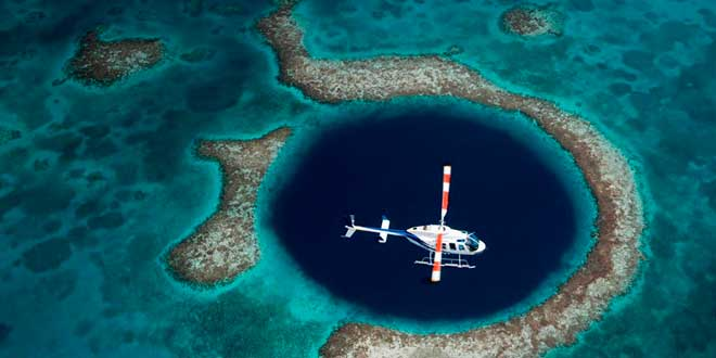 Gran-agujero-azul,-Belize