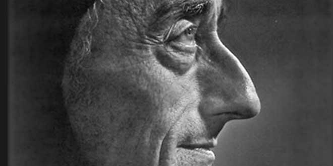 Jacques Cousteau perfil
