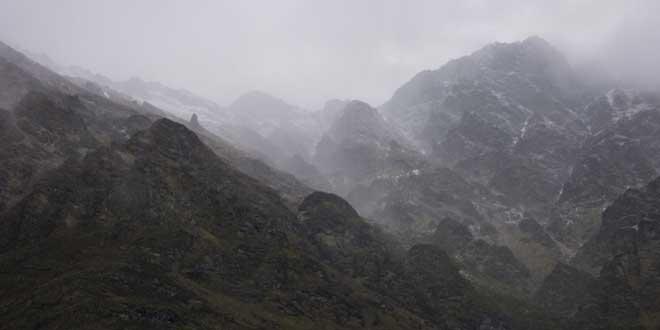 Paisaje Montañas