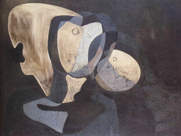 Cubista figura (1926)