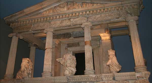 Templo Griego Museo Británico