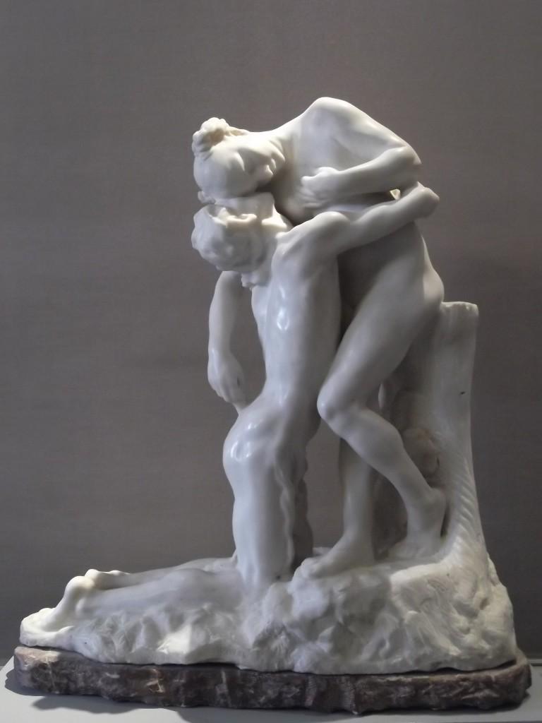 Vertumne et Pomone, Camille Claudel
