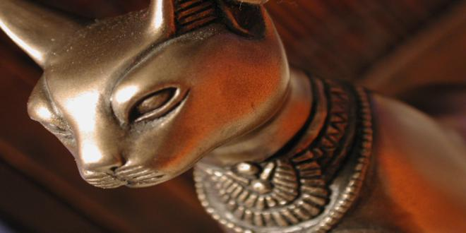Diosa Bastet, cultura egipcia.