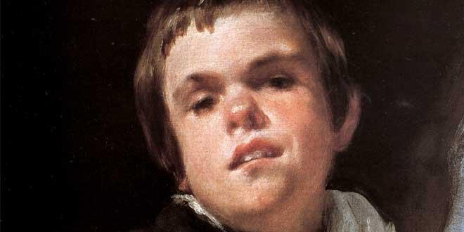 El Enano de Velázquez