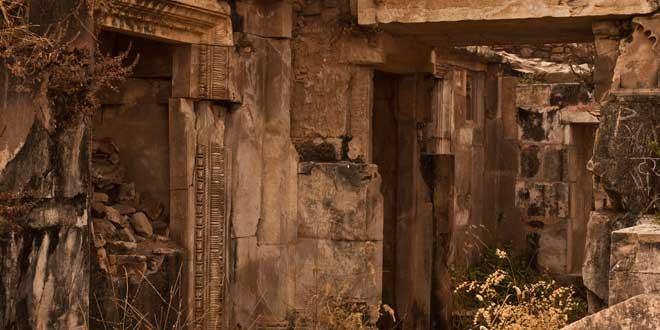 palacio-de-Bhangarh
